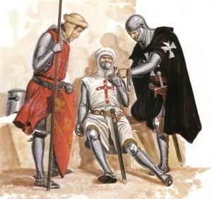 Knight of Saint John Hospitaller