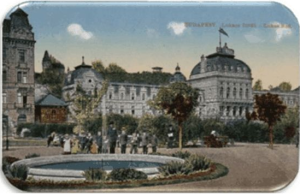 Lukacs Baths History 1900s